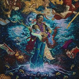 "Jimi Hendrix - Lover Man / Foxey Lady 7"""