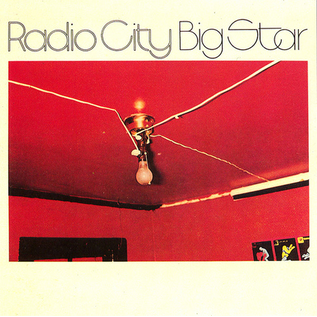 BIG STAR -- RADIO CITY LP