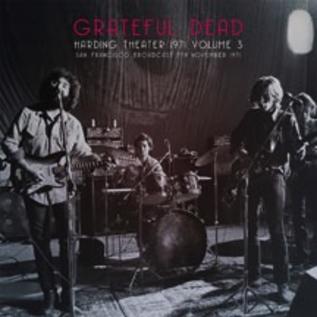 Grateful Dead -- Harding Theater 1971 (Volume 3) LP