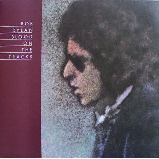 Bob Dylan ‎– Blood On The Tracks LP