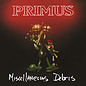 Primus – Miscellaneous Debris LP olive green vinyl
