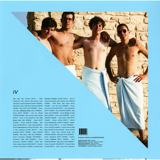 Badbadnotgood - IV LP with download