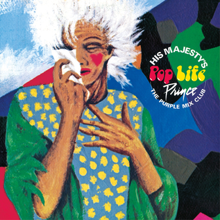 Prince - His Majesty's Pop Life / The Purple Mix Club 2LP