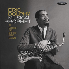 Eric Dolphy - Musical Prophet: The Expanded N.Y. Studio Sessions (1962-1963) LP