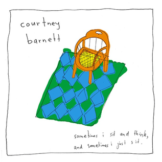 Courtney Barnett -- Sometimes I Sit And Think And Sometimes I Just Sit LP with download