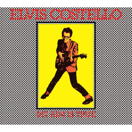 Elvis Costello -- My Aim Is True LP
