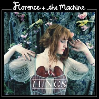 Florence + The Machine ‎– Lungs LP 10th anniversary edition, colored vinyl