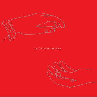 Antlers – Hospice LP 10th anniversary white vinyl