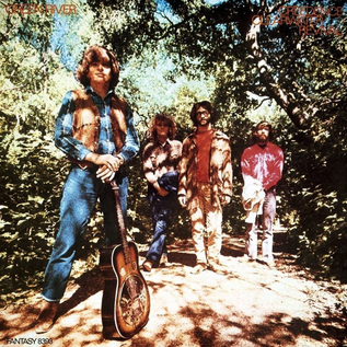 Creedence Clearwater Revival – Green River LP