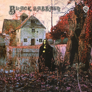 Black Sabbath ‎– Black Sabbath LP