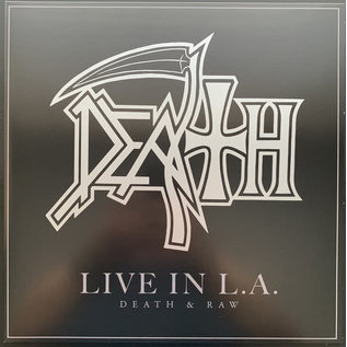 Death – Live In L.A. (Death & Raw) LP