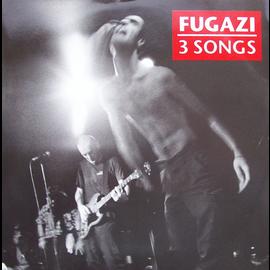 "Fugazi -- 3 Songs 7"""
