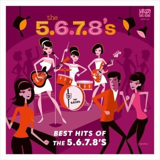 5.6.7.8's – Best Hits Of The 5.6.7.8's LP