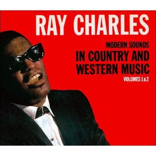 Ray Charles - Modern Sounds In Country And Western Music, Vol. 1 & 2 Deluxe LP