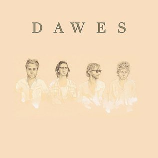 Dawes - North Hills LP with 7""