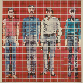Talking Heads -- More Songs About Buildings And Food LP