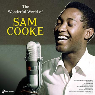 Sam Cooke -- The Wonderful World Of Sam Cooke LP