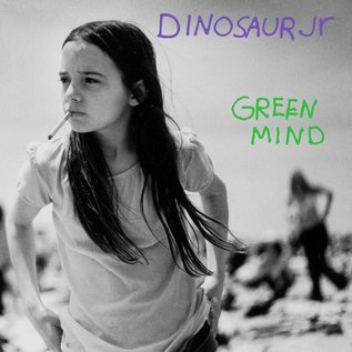 Dinosaur Jr. - Green Mind LP deluxe expanded green vinyl