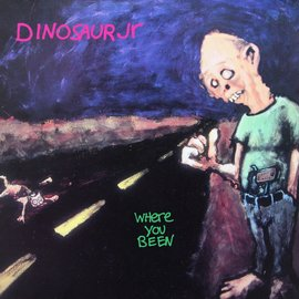 Dinosaur Jr. - Where You Been: Deluxe Expanded Edition LP Blue Vinyl