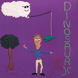 Dinosaur Jr. - Hand It Over: Deluxe Expanded Edition LP Purple Vinyl