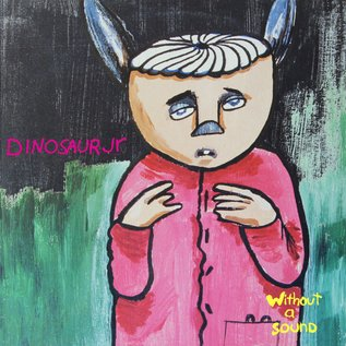 Dinosaur Jr. - Without A Sound LP deluxe expanded yellow vinyl