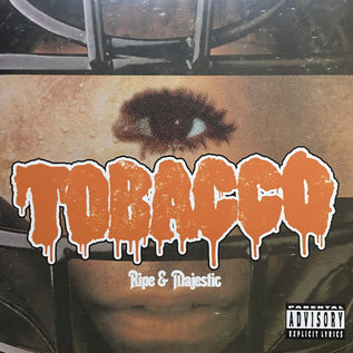 Tobacco – Ripe & Majestic LP silver vinyl