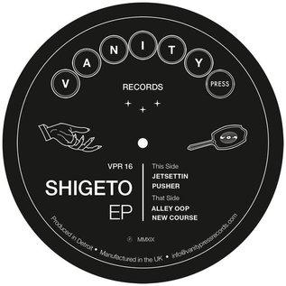Shigeto – Shigeto EP