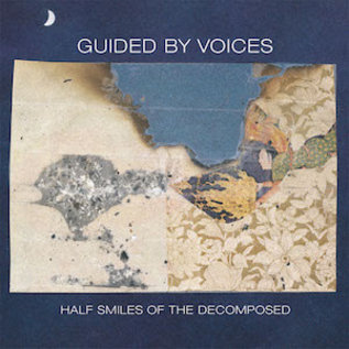 Guided By Voices - Half Smiles of the Decomposed LP transparent red vinyl