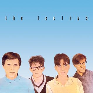 Feelies -- Crazy Rhythms LP with download