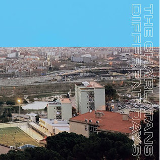 Charlatans ‎– Different Days LP
