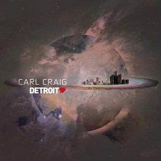 Carl Craig – Detroit Love LP