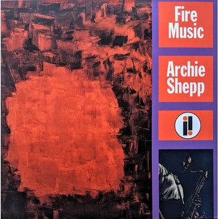 Archie Shepp – Fire Music LP
