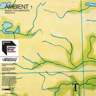 Brian Eno – Ambient 1 (Music For Airports) LP