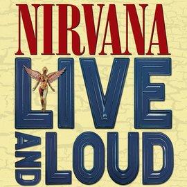Nirvana – Live And Loud LP