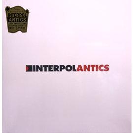 Interpol – Antics LP white vinyl
