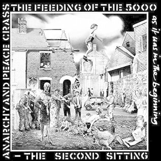 Crass ‎– The Feeding Of The 5000 (The Second Sitting) LP