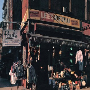 Beastie Boys – Paul's Boutique LP anniversary edition