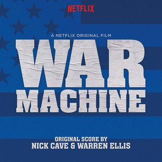 Nick Cave & Warren Ellis ‎– War Machine (Original Score) LP