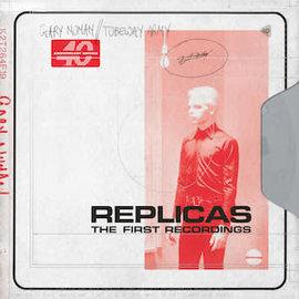 Gary Numan - Replicas: the First Recordings LP sage green vinyl