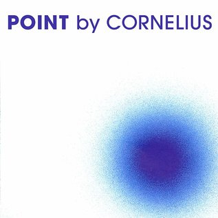 Cornelius  - Point LP white / blue vinyl