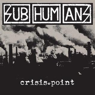 Subhumans – Crisis Point LP