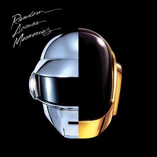 Daft Punk -- Random Access Memories LP with download