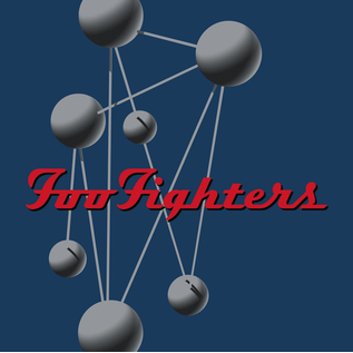 Foo Fighters – The Colour and the Shape LP with download