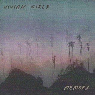 Vivian Girls – Memory LP maroon vinyl