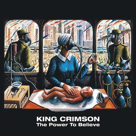 King Crimson ‎– The Power To Believe LP