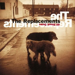 The Replacements ‎– All Shook Down LP red vinyl