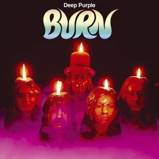 Deep Purple -- Burn LP purple vinyl