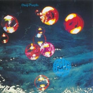 Deep Purple -- Who Do We Think We Are? LP purple vinyl