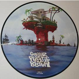 Gorillaz – Plastic Beach LP picture disc
