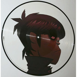 Gorillaz ‎– Demon Days LP picture disc